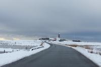 Antatt - Viser verden vinterveien-Lista fyr