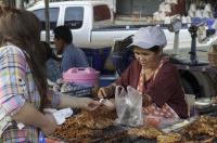 Markedet i Nong Wua Soo