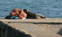 Hederlig omtale - Ettermidagslur etter gytjebad i det fri