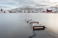 Antatt - Sørlandsvinter