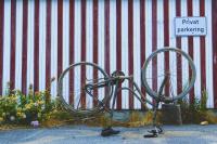 Privat (sirkus)parkering
