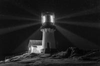 Antatt, Digital Monokrom - Lindesnes lighthouse
