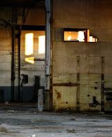Antatt - The last light  on the wall