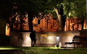Natt i parken