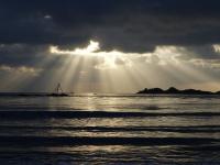 Et himmelsk lys