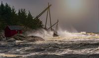 Sølv - Vinterstorm på Sjøsanden