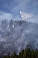 Antatt - Setesdalen brenner!
