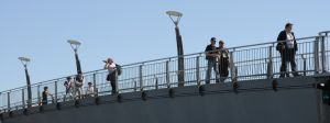 Fotografen på broen