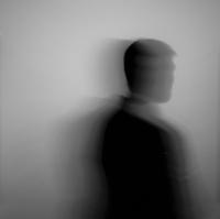 """Antatt NM, monokrom; """"Shadow Man"""""""