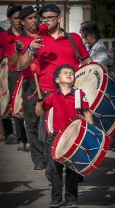 Hederlig omtale - Drummers