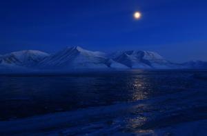 Hederlig omtale - Operafjellet i måneskinn