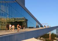 Operaens glassfasader