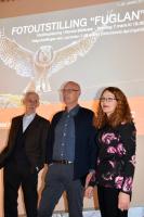 Arne, Torstein og Laila ønsker velkommen
