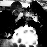 1. plass - Snølykt