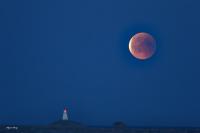 Rauna  Blood moon I