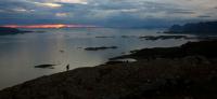 Antatt - Nattfotografer i mektig landskap