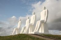 De Hvide Mænd - i Esbjerg