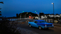 Antatt - Sommernights & Crusing a Classic Car